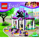 LEGO Heartlake Hair Salon Set 41093 Instructions