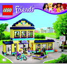 LEGO Heartlake High Set 41005 Instructions