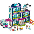LEGO Heartlake Hospital Set 41318