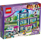 LEGO Heartlake Hospital Set 41318 Packaging