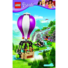 LEGO Heartlake Hot Air Balloon Set 41097 Instructions