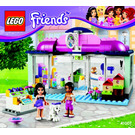 LEGO Heartlake Pet Salon Set 41007 Instructions