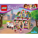 LEGO Heartlake Pizzeria Set 41311 Instructions