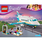 LEGO Heartlake Private Jet Set 41100 Instructions