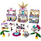 LEGO Heartlake Shopping Mall Set 41058