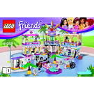 LEGO Heartlake Shopping Mall Set 41058 Instructions