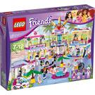 LEGO Heartlake Shopping Mall Set 41058 Packaging