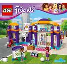 LEGO Heartlake Sports Centre Set 41312 Instructions
