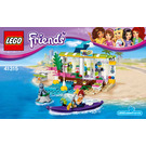 LEGO Heartlake Surf Shop Set 41315 Instructions