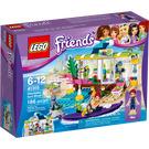 LEGO Heartlake Surf Shop Set 41315 Packaging