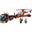 LEGO Heavy Cargo Transport Set 60183