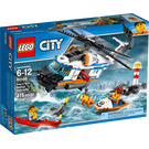 LEGO Heavy-Duty Rescue Helicopter Set 60166 Packaging