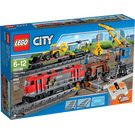 LEGO Heavy-Haul Train Set 60098 Packaging