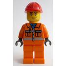LEGO Heavy Machine Driver Minifigure