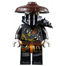 LEGO Heavy Metal Minifigure