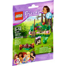 LEGO Hedgehog's Hideaway Set 41020 Packaging