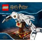 LEGO Hedwig Set 75979 Instructions