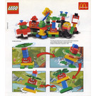 LEGO Heli-Monster Set 2719