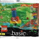 LEGO Heli-Monster Set 2719 Packaging