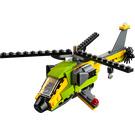 LEGO Helicopter Adventure Set 31092