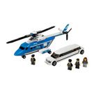 LEGO Helicopter and Limousine Set 3222