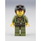 LEGO Helicopter Pilot Minifigure