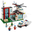LEGO Helicopter Rescue Set 4429