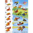 LEGO {Helicopter} Set 2032