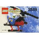 LEGO Helicopter Set 2849