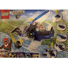 LEGO Helicopter Set 2909 Instructions