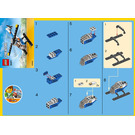 LEGO Helicopter Set 30471 Instructions