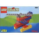 LEGO Helicopter Set 3081
