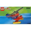 LEGO Helicopter Set 3333