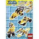 LEGO Helicopter Set 3554