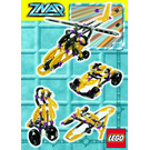 LEGO Helicopter Set 3554 Instructions