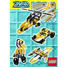 LEGO Helicopter Set 3554 Instructions