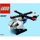 LEGO Helicopter Set 40097