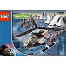 LEGO Helicopter Set 7031