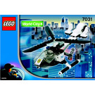 LEGO Helicopter Set 7031 Instructions