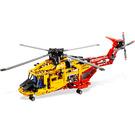 LEGO Helicopter Set 9396