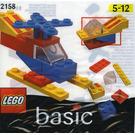 LEGO Helicopter Set (Boxed) 2158-1