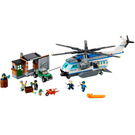 LEGO Helicopter Surveillance Set 60046