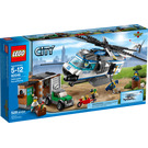 LEGO Helicopter Surveillance Set 60046 Packaging