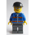 LEGO Helicopter Transport Worker Minifigure
