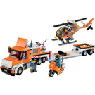 LEGO Helicopter Transporter Set 7686