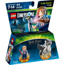 LEGO Hermione Granger Fun Pack Set 71348 Packaging