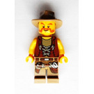 LEGO Hero - Fedora Minifigure