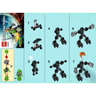 LEGO Hero Robot Set 40116 Instructions
