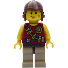 LEGO Hero - Tranquilizer Belt Minifigure