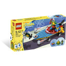 LEGO Heroic Heroes of the Deep Set 3815 Packaging